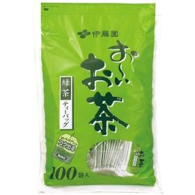 323781 お〜いお茶 緑茶ティーバッグ100P ▼