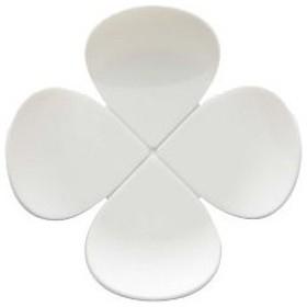 立体コースター フラワー ホワイト ( 1コ入 )
