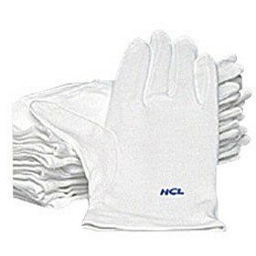 堀内カラー 綿手袋 S (10双セット)