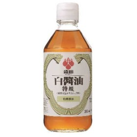 盛田 白醤油 特級 300ml 瓶