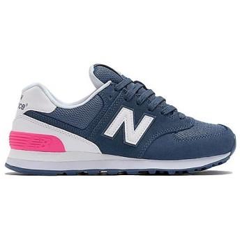(セール)New Balance(ニューバランス)シューズ カジュアル WL574CNB B WL574CNB B レディース LIGHT BLUE