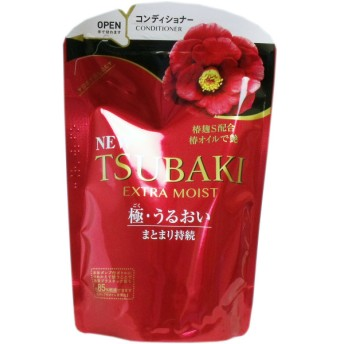 TSUBAKI(ツバキ) エキストラモイストコンディショナー 詰替用 345mL