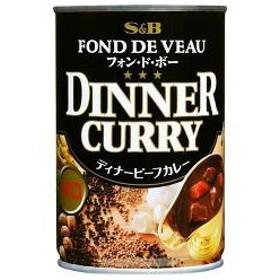 ディナービーフカレー 缶 辛口 ( 420g )/ ディナーカレー