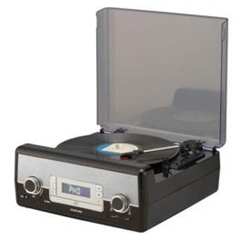コイズミ マルチレコードプレーヤー SAD-9801-K