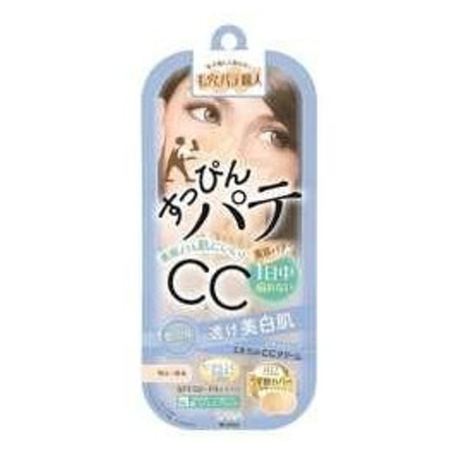 常盤薬品 毛穴パテ職人ミネラルCCクリーム ブライトアップ30g