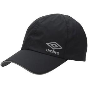 UMBRO(アンブロ)スポーツアクセサリー 帽子 ボウスイキヤツプ UJA2738 BLK メンズ F BLK