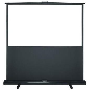 キクチ GUP-80WXW 床置きタイプ、スクリーン(80インチ16:10) (GUP80WXW)