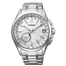 【送料無料】CITIZEN アテッサ エコ・ドライブGPS衛星電波時計 CC3010-51A