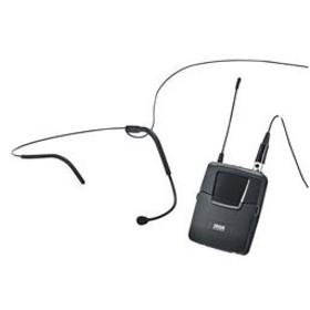 サンワサプライ MM-SPAMP3用ワイヤレスヘッドマイク MM-SPAMP3WHS