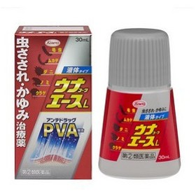 《興和》 ウナコーワエースL 液体タイプ 30ml 【指定第2類医薬品】 (虫さされ・かゆみ治療薬)
