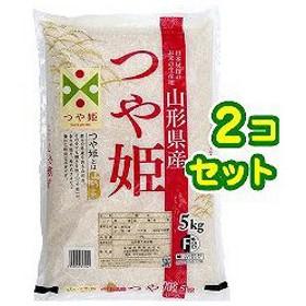 平成30年度産 山形県産 つや姫 ( 5kg2コセット )