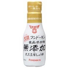 フンドーキン 生詰無添加 丸大豆生しょうゆ ( 200mL )/ フンドーキン