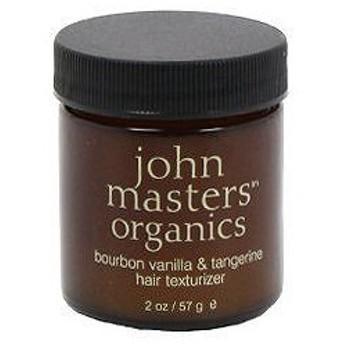 ジョンマスターオーガニック バーボンバニラ&タンジェリン ヘアテクスチャライザー 57g(0669558500143)