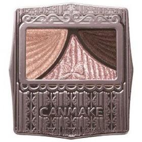 キャンメイク(CANMAKE) ジューシーピュアアイズ 01 クラシックピンクブラウン ( 1.2g )/ キャンメイク(CANMAKE)