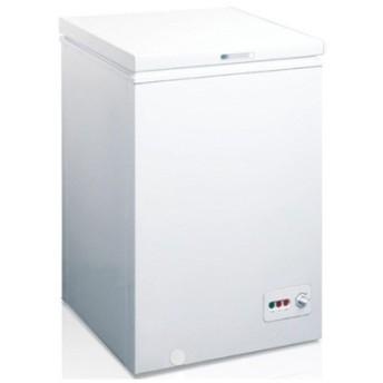 DAEWOO 冷凍庫 100L 上開き式 1ドア DF-C10AW ホワイト