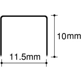 マックス ホッチキス 大型12号10mm 1800本1箱