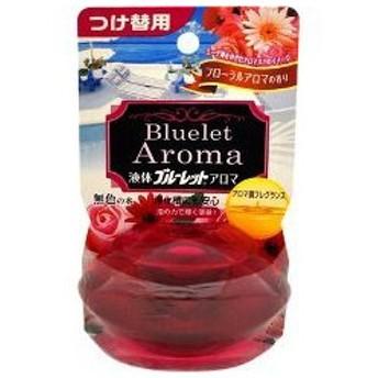 液体ブルーレットおくだけ アロマ フローラルアロマの香り つけ替用 ( 70mL )/ ブルーレット