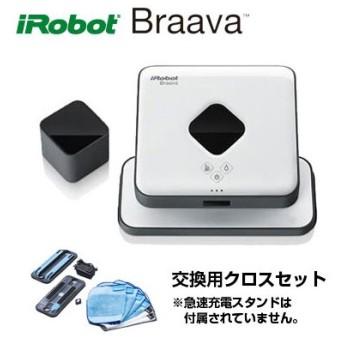 国内正規品 アイロボット ブラーバ371j ロボット掃除機 床拭き 水拭き から拭き Braava371j