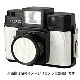 銀一 HOLGA120用貼り革 HOLGA120 Exterior(白磁)