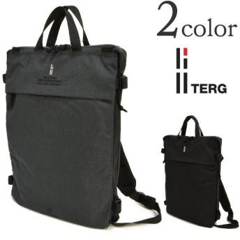 TERG BY HELINOX (ターグ バイ へリノックス) オールウェイ スクエアパック / デイパック / メンズ