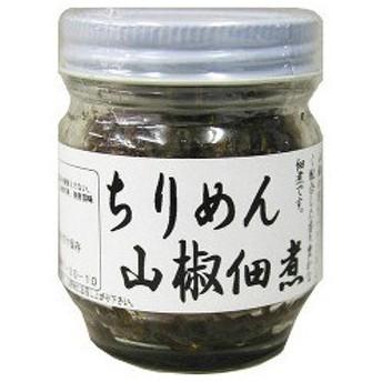 ちりめん山椒佃煮(ビン) ( 40g )/ 遠忠食品