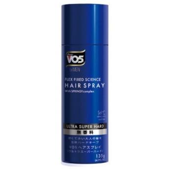 【サンスター】VO5 for MEN ヘアスプレイ(ウルトラスーパーハード) 無香料(135g)