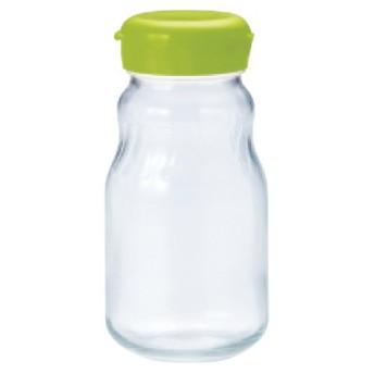 漬け上手フルーツシロップびん 保存容器・調味料 ポット(オリーブグリーン) 高さ198(mm) 2入/プロ用/新品