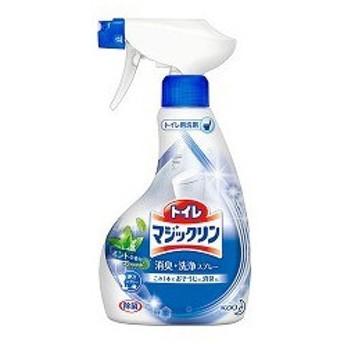 トイレマジックリン トイレ用洗剤 ミント 本体 ( 380ml )/ トイレマジックリン