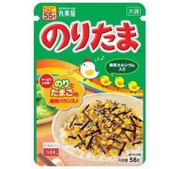 丸美屋 のりたま 大袋 ( 58g )