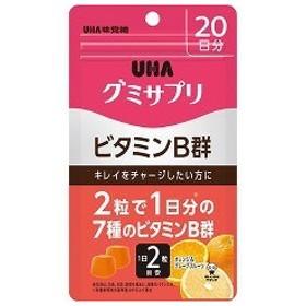 グミサプリ ビタミンB群 20日分 ( 40粒 )/ グミサプリ