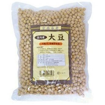 オーサワ 国内産 大豆 ( 1kg )/ オーサワ