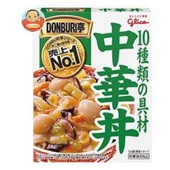 グリコ DONBURI亭 中華丼 210g×10個入