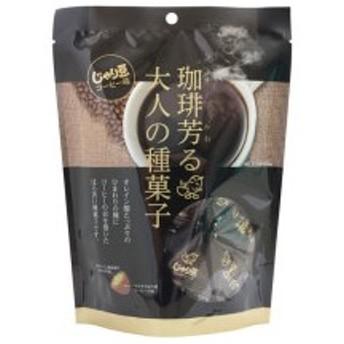 東海農産 じゃり豆コーヒー味 80g 1パック