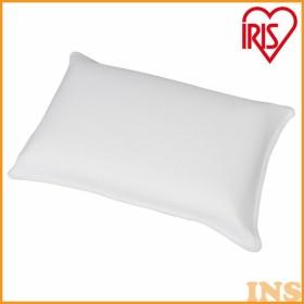 枕 まくら 洗える ピロー 安眠 肩こり ホテルスリープピロー ふわふわタイプ 寝具 HSPM-6343 ホワイト アイリスオーヤマ