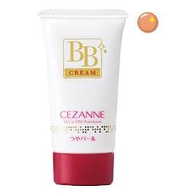 セザンヌ化粧品 BBクリーム パール入り P2 ナチュラルなオークル SPF23 PA++ (32g)
