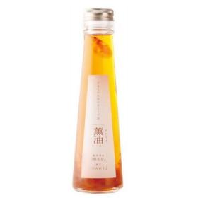 日本人のためのオリーブ油 薫油(かおりゆ) 桜えび・にんにく 120ml