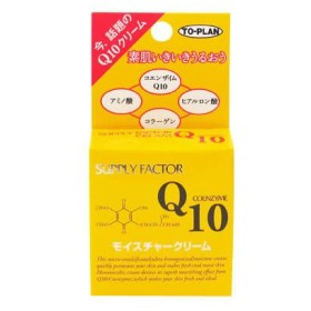トプラン Q10モイスチャークリーム30g