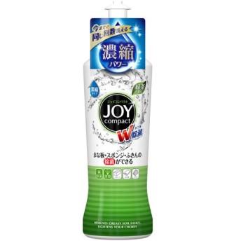 W除菌ジョイコンパクト 緑茶の香り 本体 200ml 代引不可