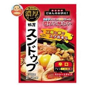 松屋栄食品本舗 スンドゥブ(辛口) 300g×15袋入