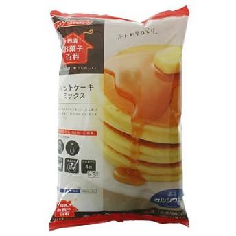 お菓子百科 ホットケーキミックス お徳用 600g