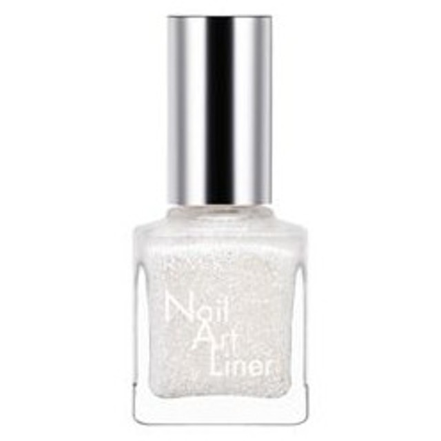 RMK アールエムケー ネイル アート ライナー #01 Shiny White 8ml