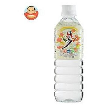 奥長良川名水 夢ありがとう 天然水 500mlペットボトル×24本入