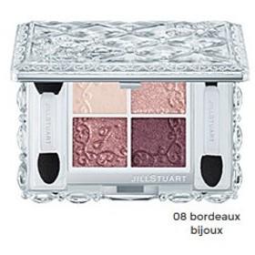 ジルスチュアート (JILLSTUART) シマークチュールアイズ #08 bordeaux bijoux【メール便可】