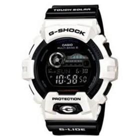 CASIO GWX-8900B-7JF G-SHOCK(ジーショック) G-LIDE ソーラー電波 メンズ