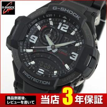 BOX訳あり CASIO カシオ G-SHOCK ジーショック アナログ デジタル アナデジ メンズ 腕時計 ウォッチ 黒 ブラック GA-1000FC-1A 逆輸入