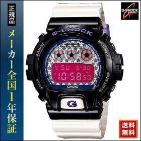 CASIO カシオ G-SHOCK BASIC Gショック クレイジーカラーズ DW-6900SC-1JF 国内正規品
