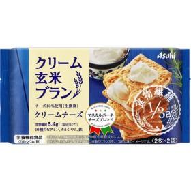 アサヒグループ食品株式会社 バランスアップ クリーム玄米ブラン クリームチーズ 2枚X2袋