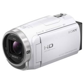 SONY HDR-CX680 (W) [ホワイト]【お取り寄せ(2週〜3週間程度での入荷、発送)】(2100000011462)