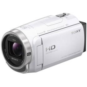 SONY HDR-CX680 (W) [ホワイト]【お取り寄せ商品(3週間〜4週間程度での入荷、発送)】(2100000011462)