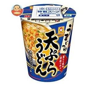 東洋水産 マルちゃん うまいつゆ 天ぷらうどん 68g×12個入